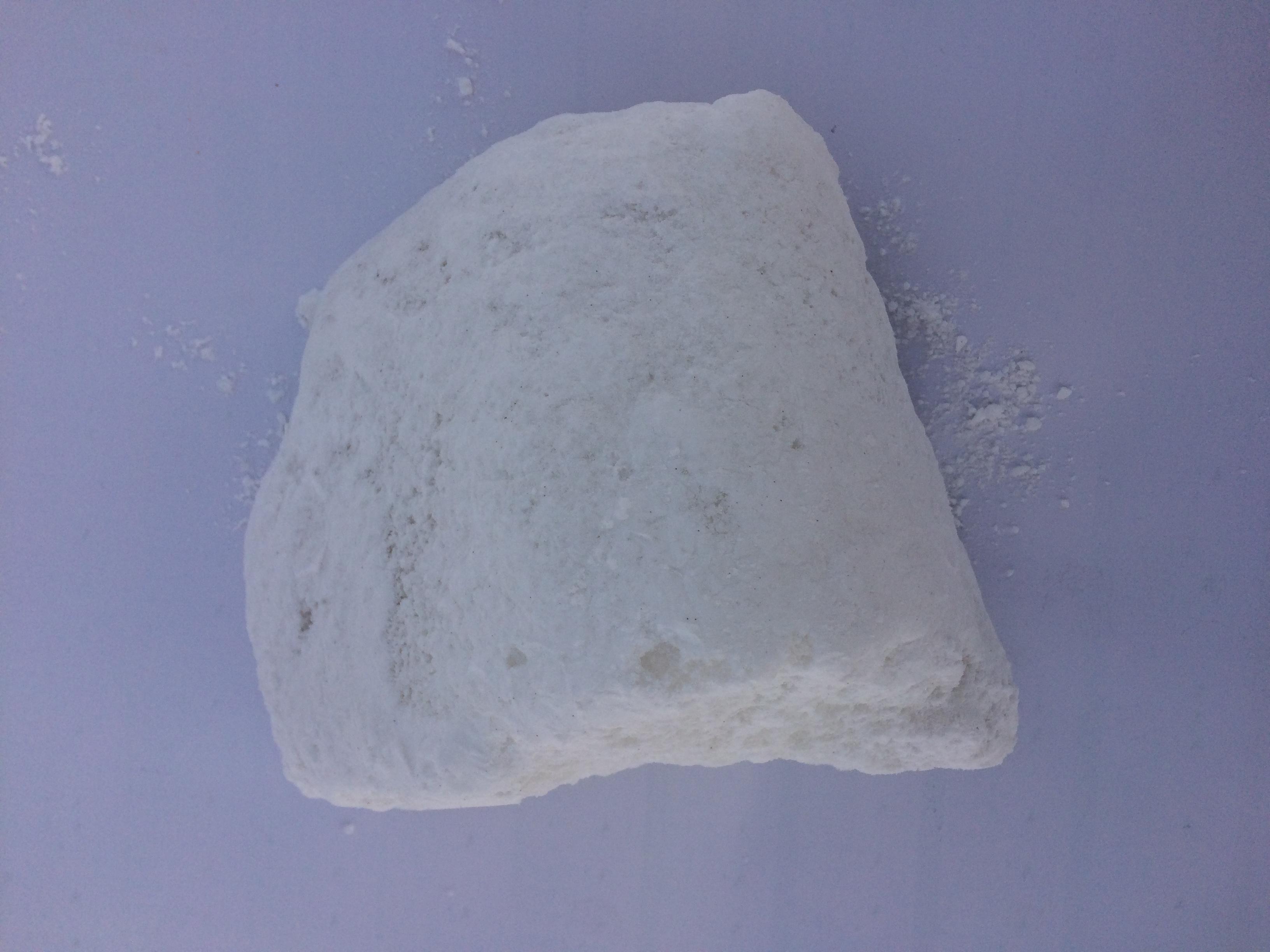 Соль озера Тус